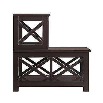 Oxford 2 Step Chairside End Table - S20-347