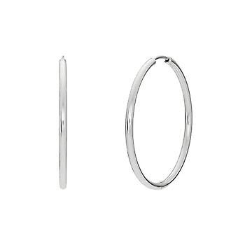 NOELANI Women's hoop earrings, sterling silver 925(5)