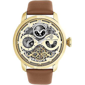 Trendy Classic Wristwatch Men's Icare CG1056-07