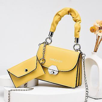 Crossbody large capacity fashion handbags leather hand bag