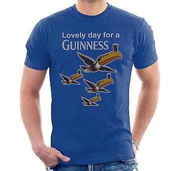 Guinness toucans nydelig dag for en Guinness menns T-skjorte