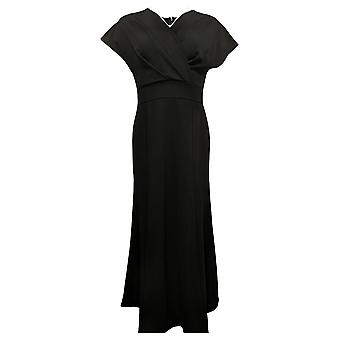 Antthony Dress Women's V-Neck Dress Black 747332