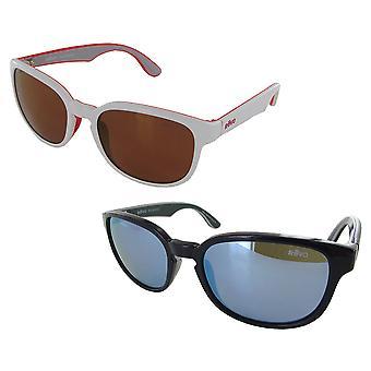 Revo Unisex 1028 Kash Polarized Square Sunglasses