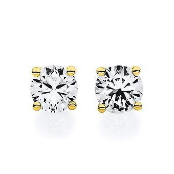 Luna Creation Promessa Stud Earrings 2A998G8-10