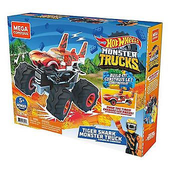 Monster Truck Mattel Hot Hjul