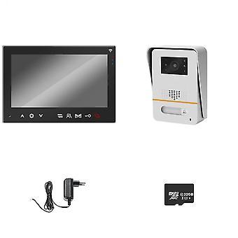 Smart Wifi Video Intercom Home Intercom System / Video Doorbell