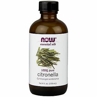 Now Foods Citronella Oil, 4 Fl Oz