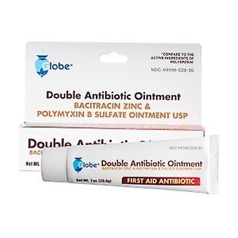 Polysporin Double Antibiotic Ointment, 28.4 Grams