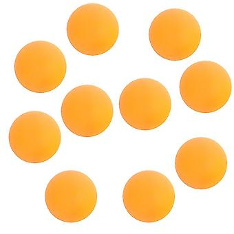 10 kpl Pong Balls Premium Pöytä tennispallot Advanced Pong Training Balls Koulun kuntosalille