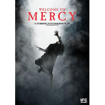 Welcome To Mercy [DVD] USA import