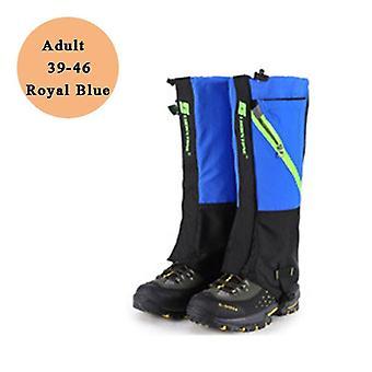 Lumi kävelijät vaellus vuori talvi kävely leggingsit gaiter lapsille miehille naiset jalkalämmittimet lika sateenkestävät vedenpitävät kengänkannet