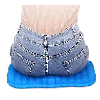 Summer Cool Gel Cushion Honeycomb Breathable Egg Cushion(M)