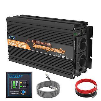 2500w Pure Sine Wave Solar Power Inverter