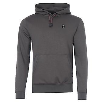 Luke 1977 Pylon Hooded Sweatshirt - Seal Grey