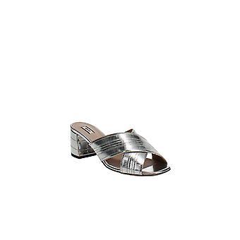 Bally   Evoria Crisscross Block-Heel Sandals