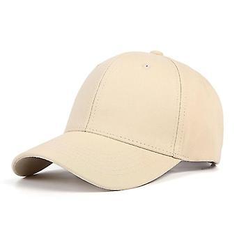 High Quality Unisex Black Women's Baseball Cap