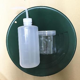 Kultainen pesuharja - maanalaiset metallinpaljastintyökalut