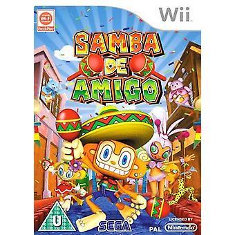 Samba De Amigo Nintendo Wii spil