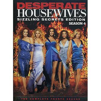 Desperate Housewives: The Complete neljäs kausi [5 levyjä] [DVD] USA tuonti