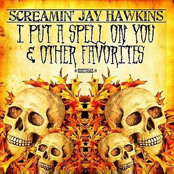 Screamin ' Jay Hawkins - ich legte einen Zauber auf Sie & andere Favoriten [CD] USA import