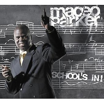 Maceo Parker - Schools in [CD] USA import
