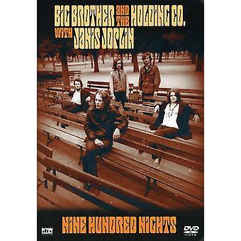Ni hundrede nætter [DVD] USA importerer