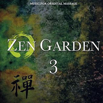 Stuart Michael - Zen Garden 3 (Music for Oriental Massage) [CD] USA import
