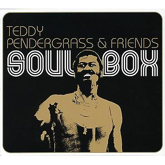 Teddy Pendergrass & Freunde - Seele Box [CD] USA import