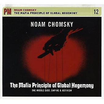 Noam Chomsky - Mafia Principle of Global Hegemony: The Middle Eas [CD] USA import