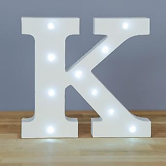 Lettre de LED - lumières Yesbox lettre K