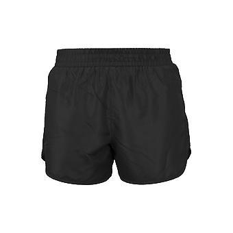 Urban classics ladies - urheilu shortsit musta