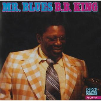 B.B. King - Mr.Blues [CD] USA import
