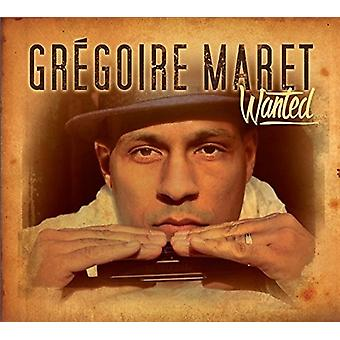 Gregoire Maret - Wanted [CD] USA import