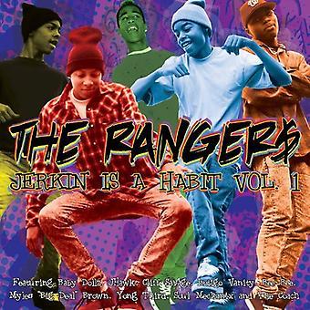 Rangers - Rangers: Vol. 1-Jerkin Is a Habit [CD] USA import