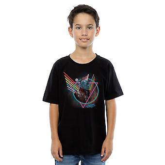 Marvel Boys Guardians Of The Galaxy Neon Yondu T-Shirt