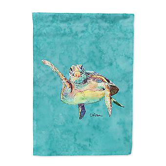 Carolines Treasures  8672-FLAG-PARENT Turtle  Hi Five Flag
