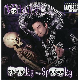 Voltaire - Ooky Spooky [CD] USA import