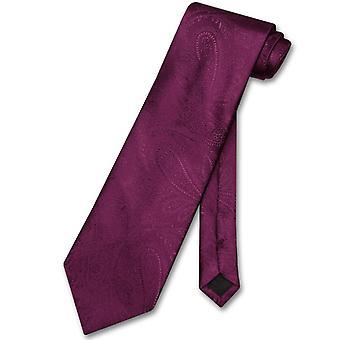 Везувио Наполи галстук Пейсли дизайн мужской галстук