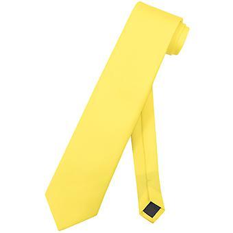 XL collo cravatta Vesuvio Napoli cravatta tinta EXTRA lungo maschile