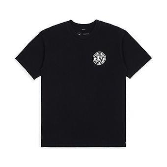 Brixton Rival II T-Shirt Black White