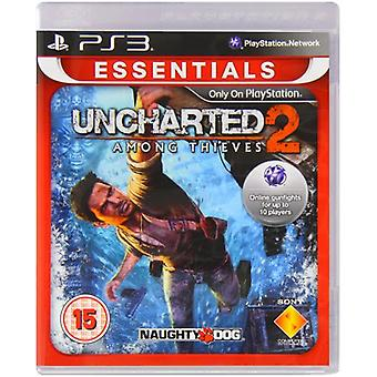 Uncharted 2 Among Thieves PlayStation 3 Essentials (PS3) - New