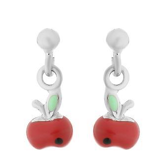 Orphelia Silver 925 Kids Earring Red Apple  ZO-7149/1