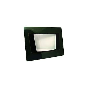 Vitre de porte extérieure du four Main Electrolux w / détail vert