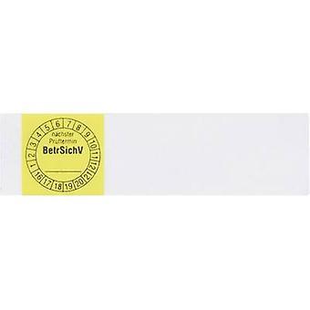 Beha Amprobe 2390043 1305D Kaapelietiketti (100 kpl)-keltainen 1305D 1 kpl