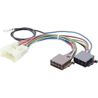 AIV 41C974 ISO car radio cable Compatible with: Subaru, Suzuki