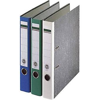 Centra Folder A4 Spine width: 52 mm Grey Paste paper 2 brackets 221127