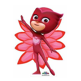 Owlette from PJ Masks Mini Cardboard Cutout / Standup