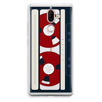 7 Nokia Plus boîtier Transparent (doux) - Voici votre bande