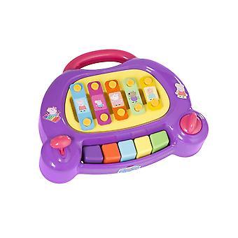 Peppa Pig klaver legetøj - 1 leveres på tilfældige