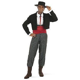 Cordobes Herrenkostüm Spanier Flamencotänzer Herren Kostüm